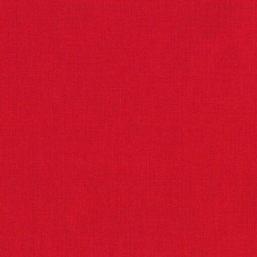 7296 Rød ensfarvet - Kona