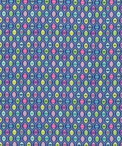 7278 Blå øjne Tula Pink