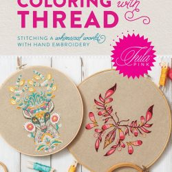 Coloring with Thread