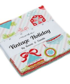 Vintage Holliday - Charm Pack