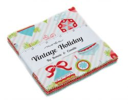 Vintage Holliday - Charm Pack