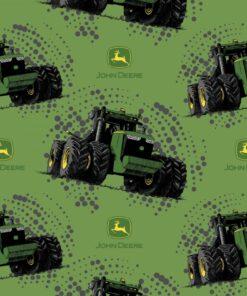 7348 - Grøn med John Deere Traktorer