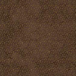 7350 - Brun m. prikker