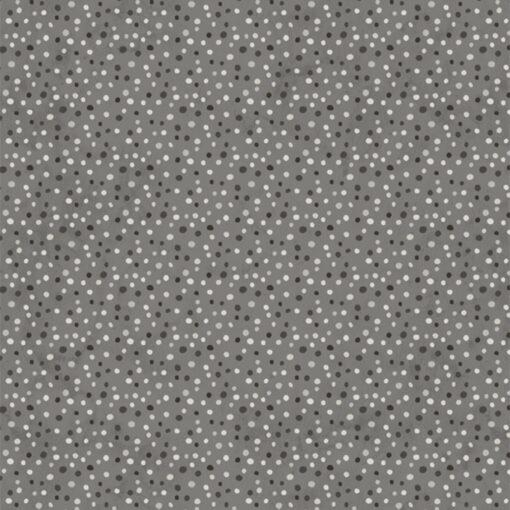 7367 Mellemgrå m. prikker