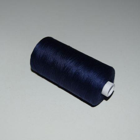 Bomulds sytråd - Mørk blå 4620