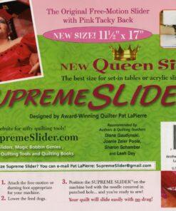 Supreme Slider - Stor