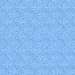 7400 Lysblå med prikker