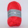 316 - Rød Durable Coral bomuldsgarn