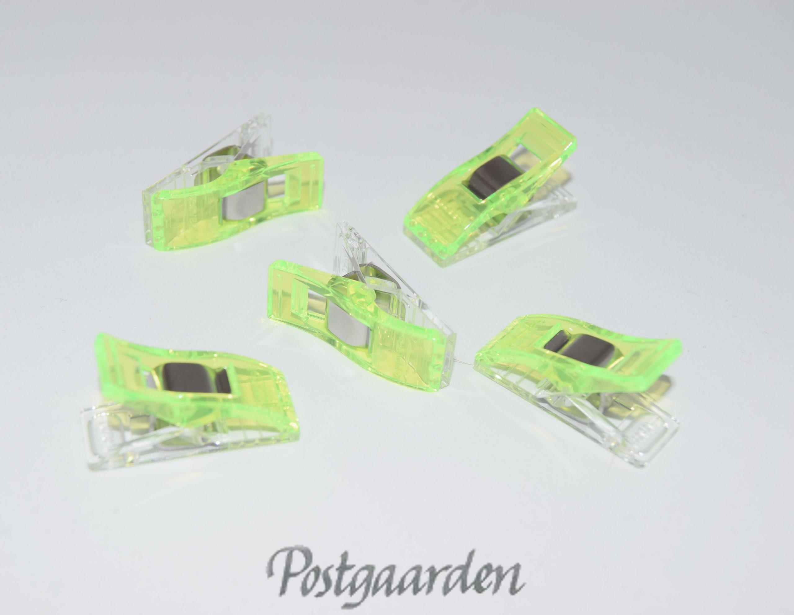 Neon Wonderclips 5 stk.