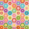 sekskant mønster