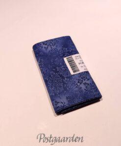 FQ5975 Mellemblå med grene patchworkstof fat quarter