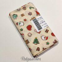 FQ7423 7423 Små Juleting patchwork stof fat quarter