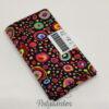 996918 FQ6918 Sort patchworkstof med Juwel Roman Glass