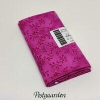 FQ7275 Pink patchworkstof med grene