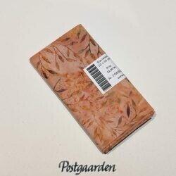 FQ6090 6090 laks med blade bali batik patchworkstof