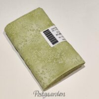 FQ6222 - Lysgrøn patchworkstof m. grene fat quarter 50 x 55 cm
