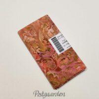 FQ6619 6619 Lyserød med mønster bali batik patchworkstof