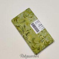 FQ6793 6793 Vårgrøn m. blade bali batik