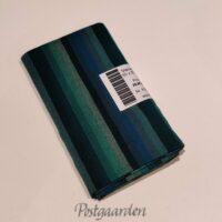 FQ6919 6919 - Strip Deepsea patchworkstof - Kaffe Fassett fat quarter 50 x 55 cm