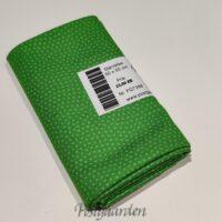 FQ7388 7388 - Lime patchworkstof med prikker fat quarter 50 x 55 cm