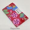 FQ6158 Blomster og blade patchworkstof