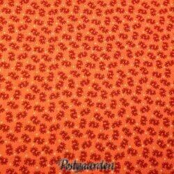 Orange blade patchwork