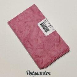 FQ5912 Lyserød meleret patchworkstof i bali batik