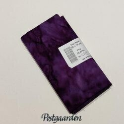 FQ6996 Lilla meleret bali batik patchworkstof