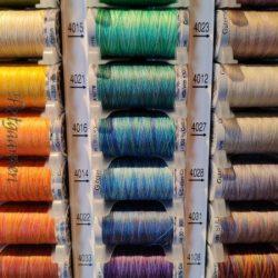 Gütermann Quiltetråd Multicolor - Sulky Cotton 30