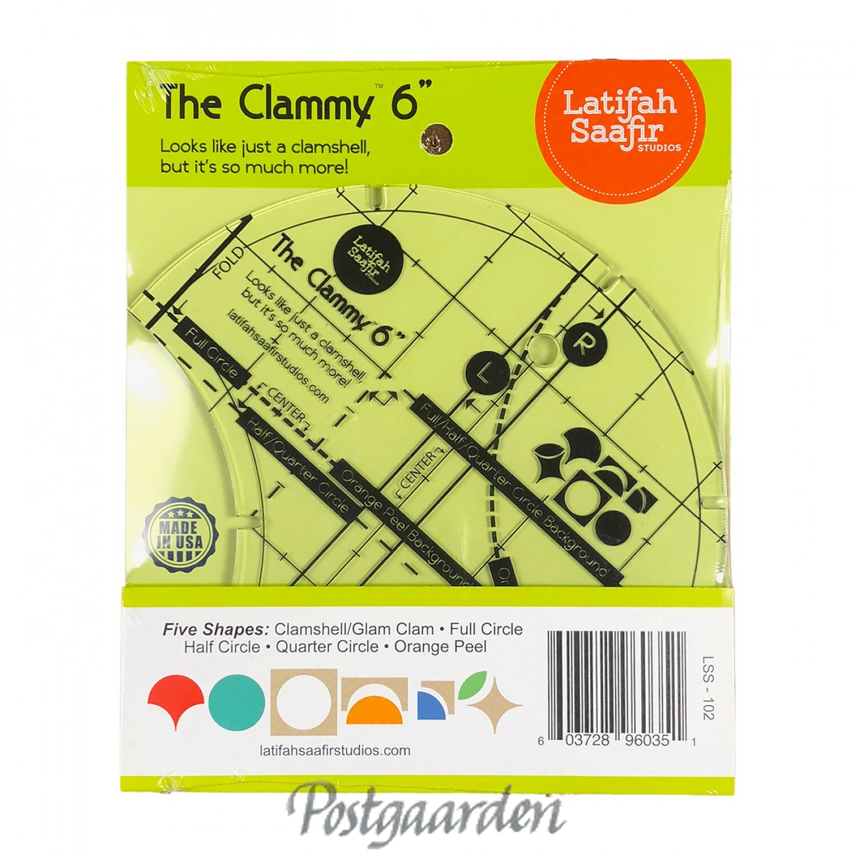 """The Clammy 6"""""""