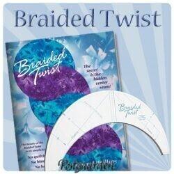Braided Twist lineal og bog