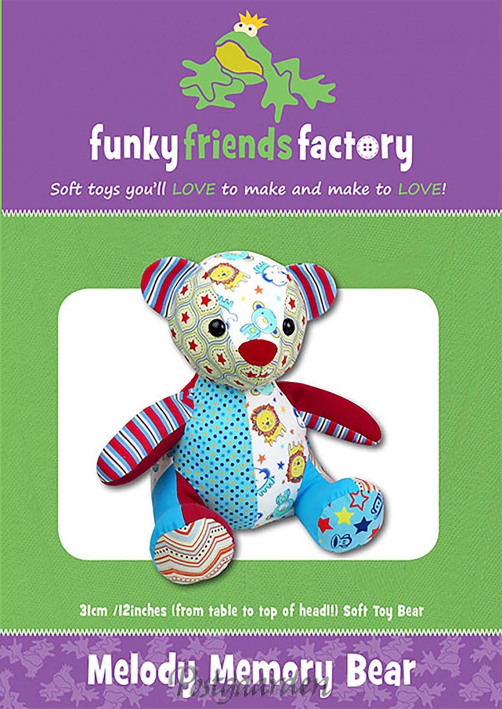 Melody memory bear FF4644