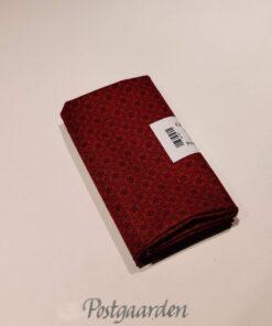 FQ7487 Rød med geometrisk
