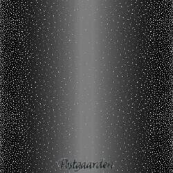 7514 Grå sort med farveskift og snippets patchworkstof