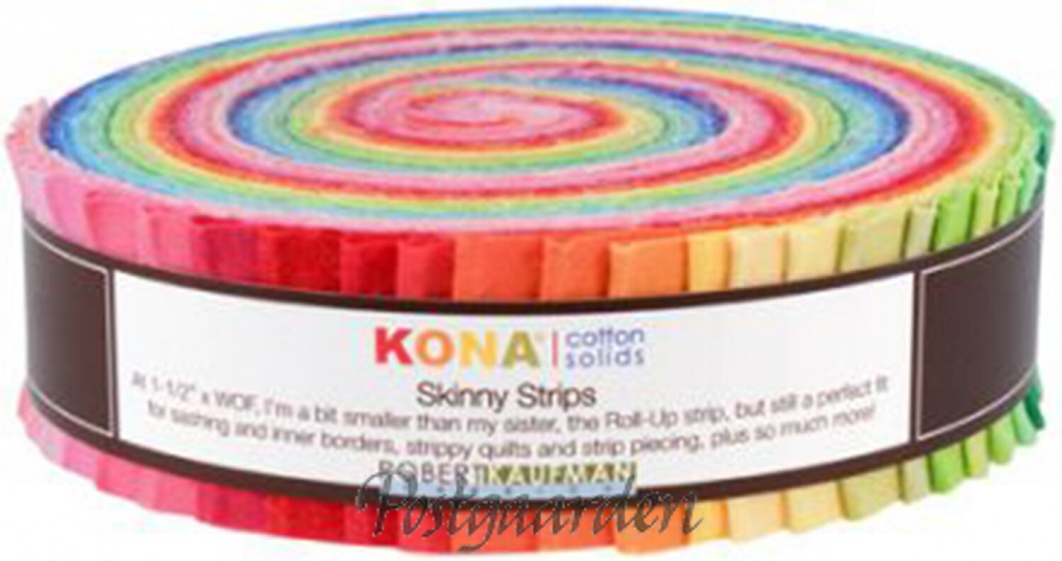 Kona Bright colorways rulle