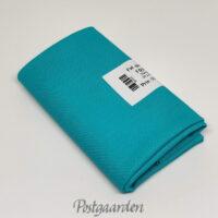 FQ7552 - Tyrkis ensfarvet patchworkstof KONA BREAKERS