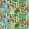 7555 Grønne Watermelons - Patchworkstof Philip Jacobs