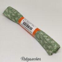 097234 - Tyrkis patchworkstof med grene REST