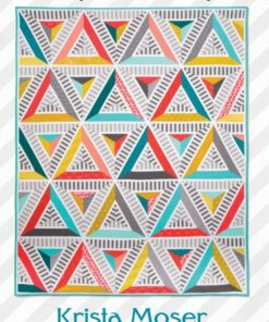 Semaphore stripes - patchwork mønster