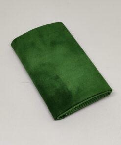 FQ7597 Mellemgrøn meleret patchworkstof