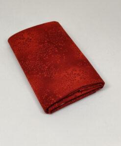 FQ7615 - Rust patchworkstof med grene