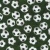 7625 Græs med fodbolde patchworkstof